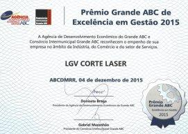 Corte a Laser - Excelência em Gestão