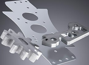 Laser Cut – Stainless Steel